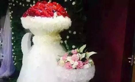 蝶舞轩鲜花婚庆