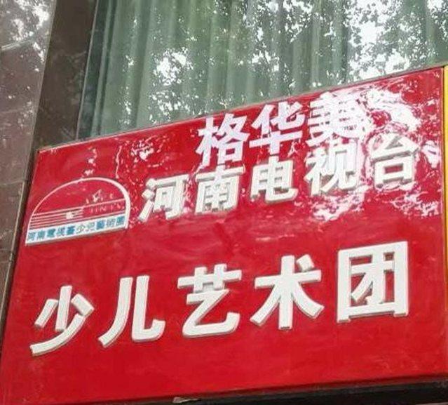格华美河南电视台少儿艺术团
