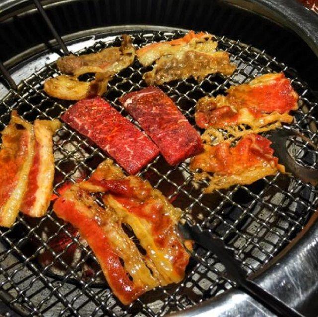 莫高多娃韩式炭烤