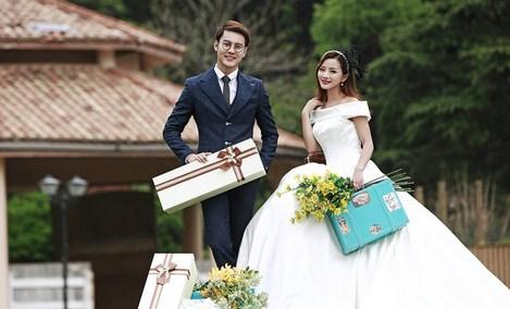 韩国only婚纱摄影
