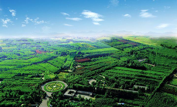 大汉上林苑杜陵文化生态景区