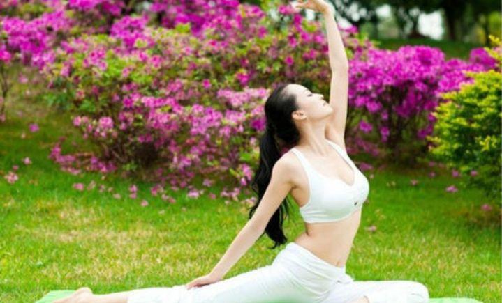 静心瑜伽馆