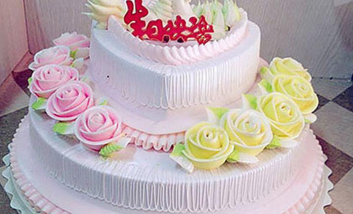 金利来蛋糕(佳隆花园店)