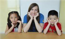 贝乐学科幼儿英语试听课测评
