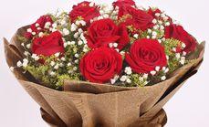 红玫瑰11朵套餐