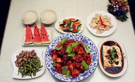丽港餐厅(黑虎泉店)