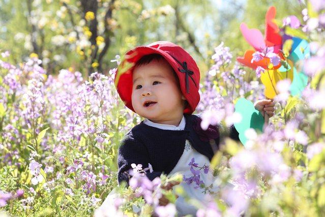 爱尚阳光宝贝儿童摄影