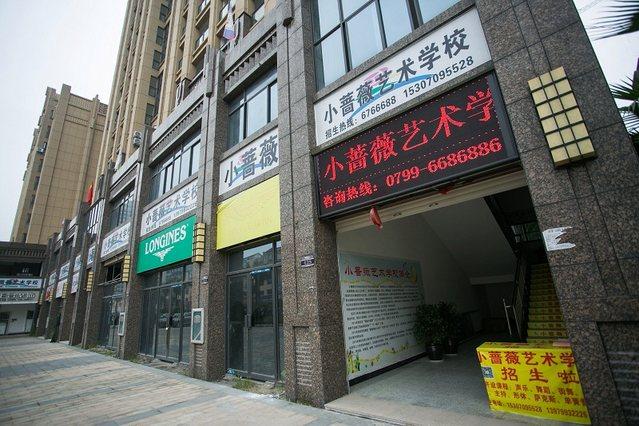 小蔷薇艺术学校(凯旋香格里店)