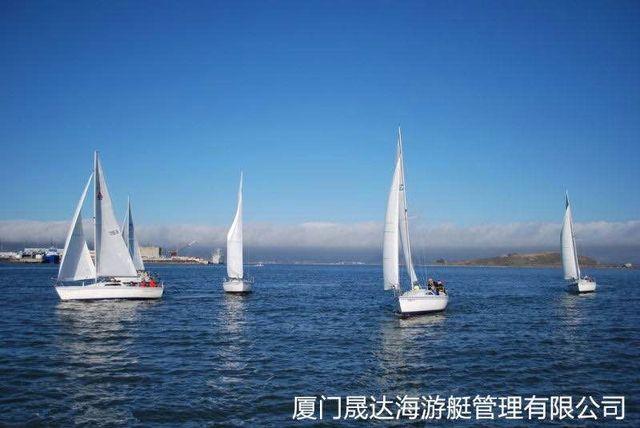 晟达海游艇帆船