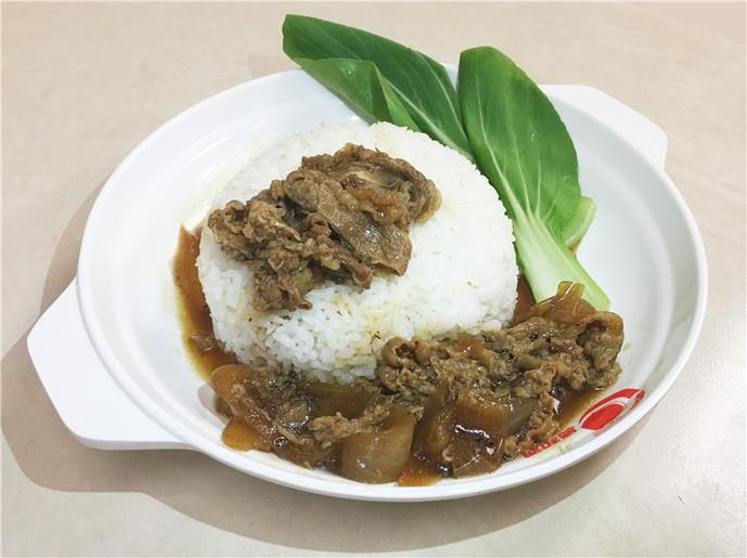 易和通美国加州牛肉面(中东店)