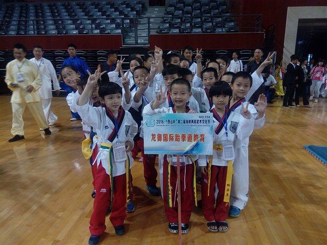 龙御国际跆拳道教育