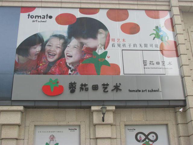 蕃茄田艺术(楚河汉街校区店)