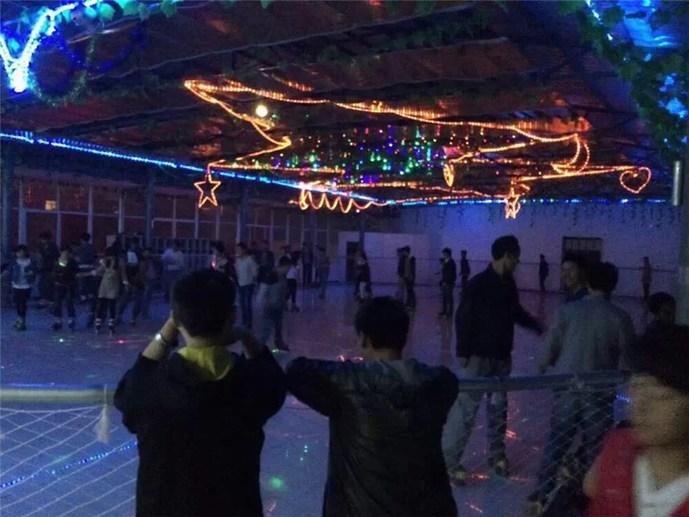 牵手溜冰场