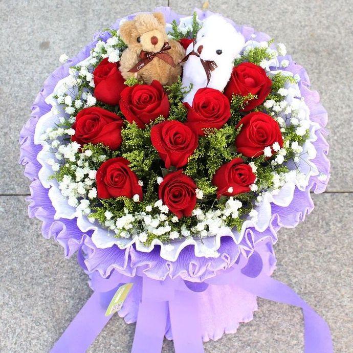天沐轩鲜花