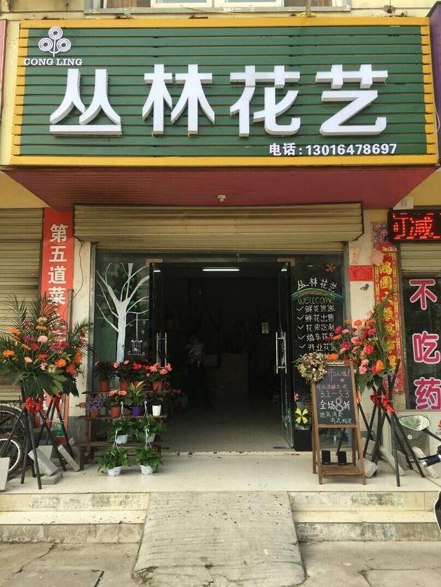 丛林花艺店