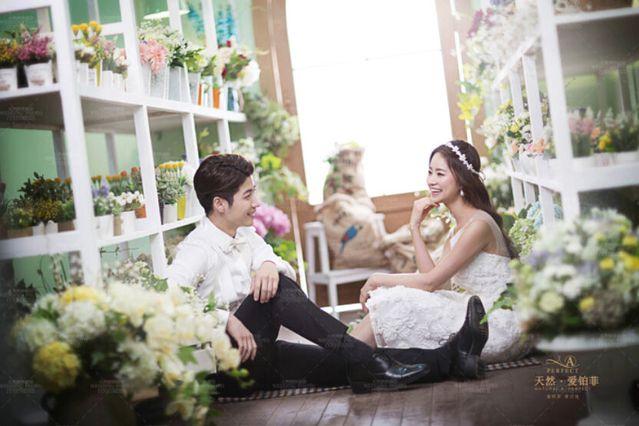 天然婚纱摄影(总店)