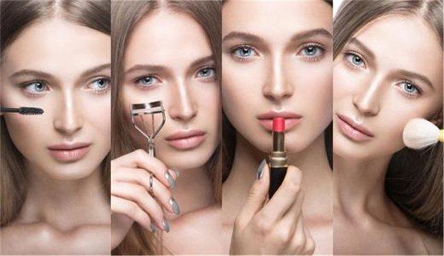甜心化妆艺术培训