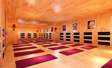 梵天瑜伽(总店)