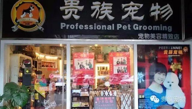 贵族宠物(三阳路店)