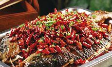 巫山烤鱼烤鱼2人套餐