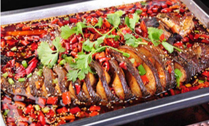 许氏万州烤鱼