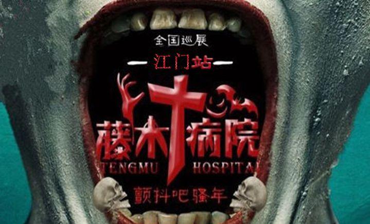 藤木惊魂病院真人鬼屋(金蓝海店)