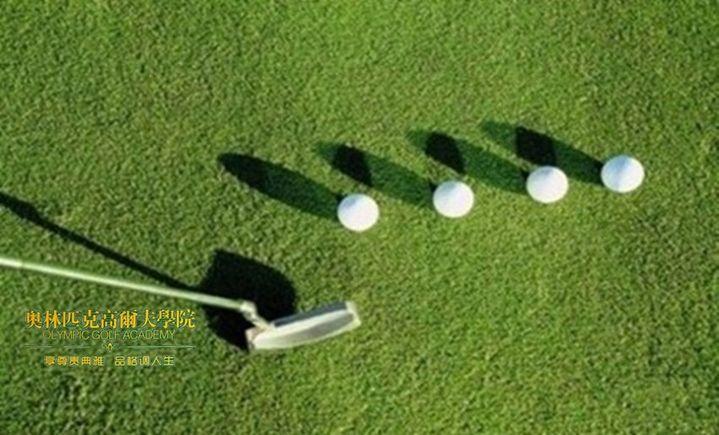 奥林匹克高尔夫学院 - 大图