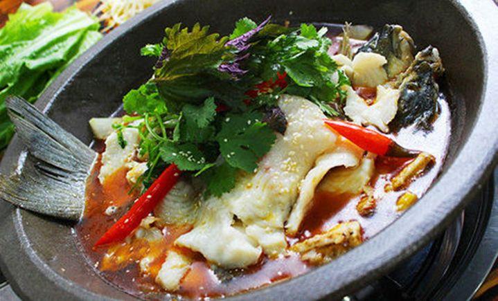 长沙石锅鱼馆