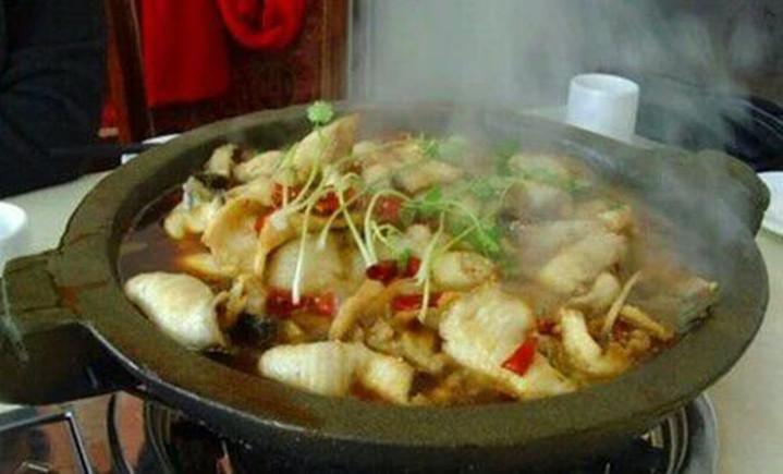 福林石锅鱼