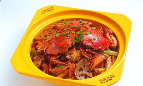 多嘴肉蟹煲 - 大图
