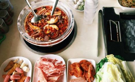 韩疯味韩式自助烤肉火锅店(大众传媒店)