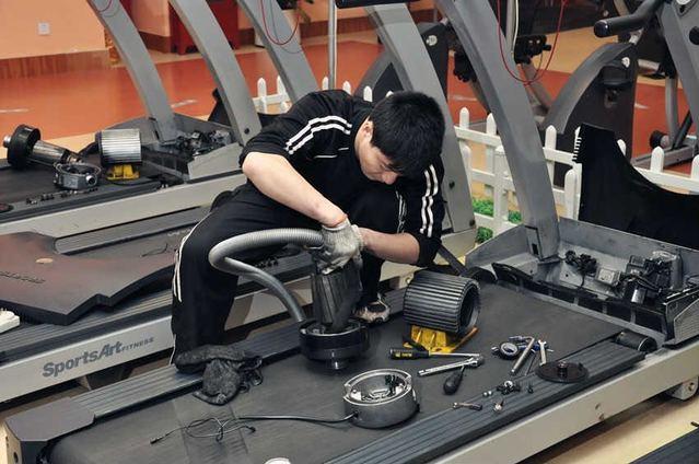 武汉高科健身器材维修中心