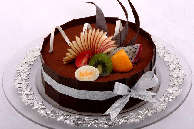 奇米克蛋糕(百度大厦店)