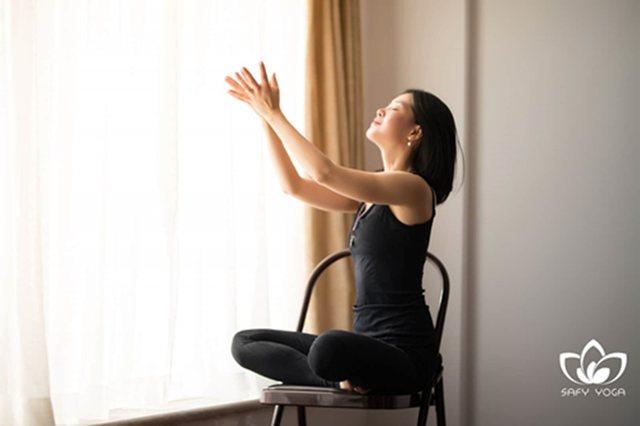 SAFY YOGA瑜伽生活馆