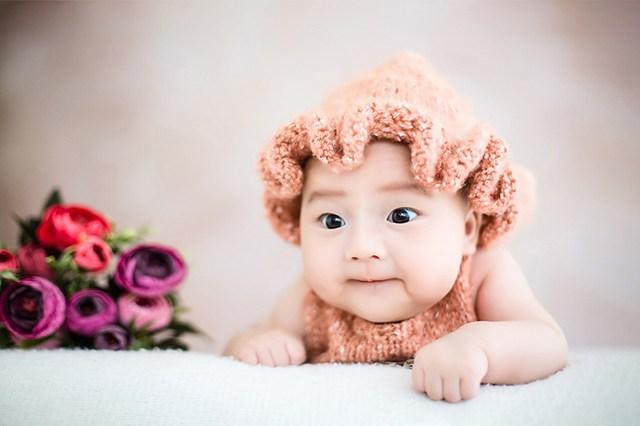 快乐宝贝韩式儿童摄影