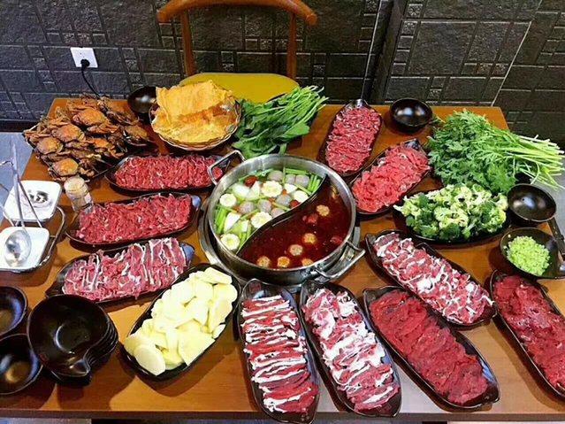 潮汕鲜牛肉火锅高兴一锅(衡水店)