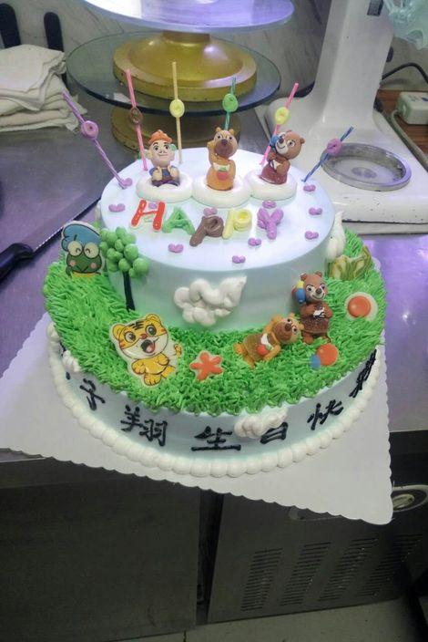 爱来客蛋糕(泽库店)