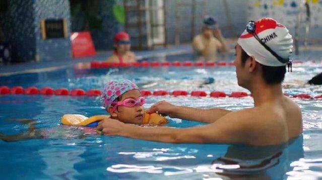 泳乐游泳培训(将台店)