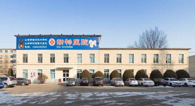 公安部警犬技术学校禾丰动物医院