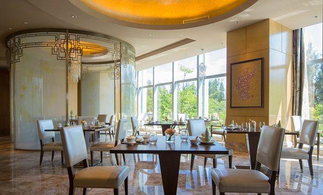 希尔顿逸林酒店粤茗湾中餐厅