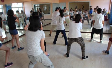 乐动舞士舞蹈培训中心