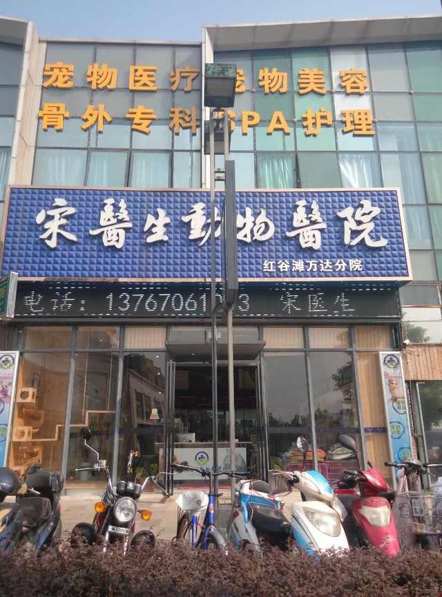 宋医生动物医院(红谷滩万达分店)
