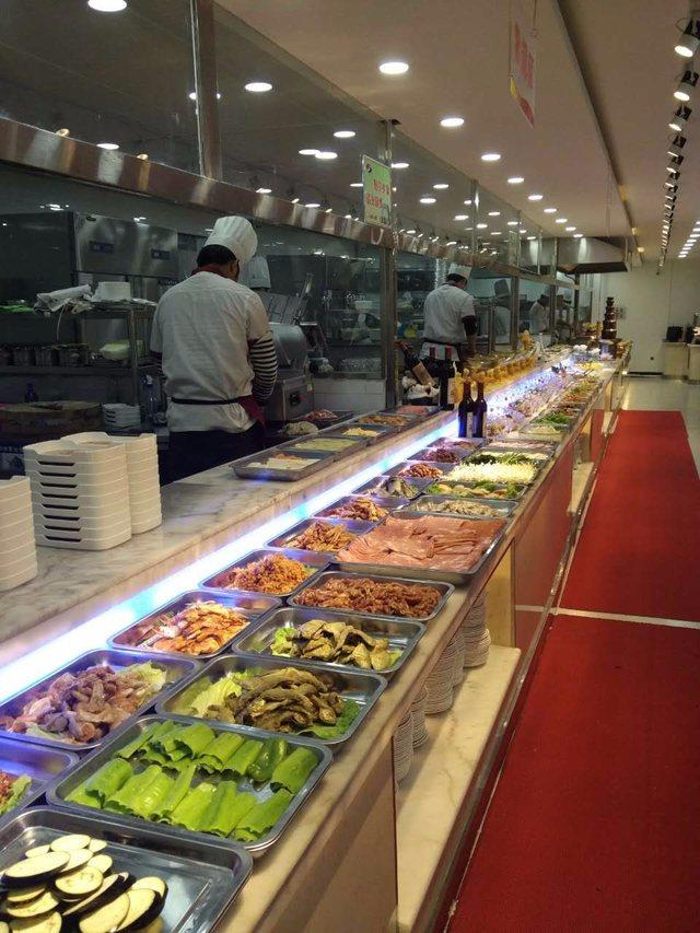 汉丽轩烤涮自助餐厅(内黄店)