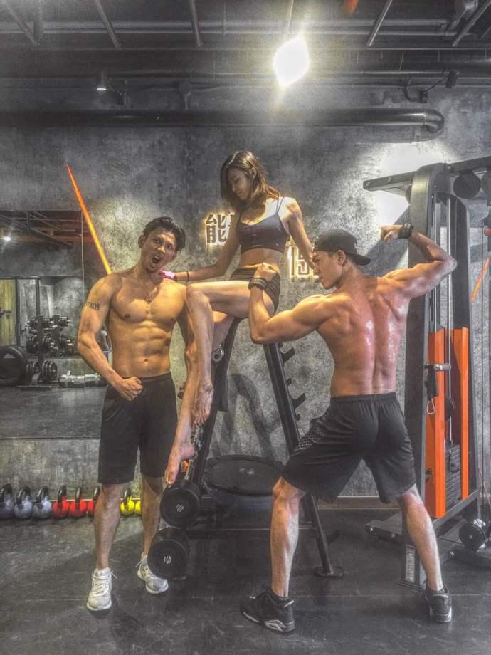 健身房单人拳击体验课