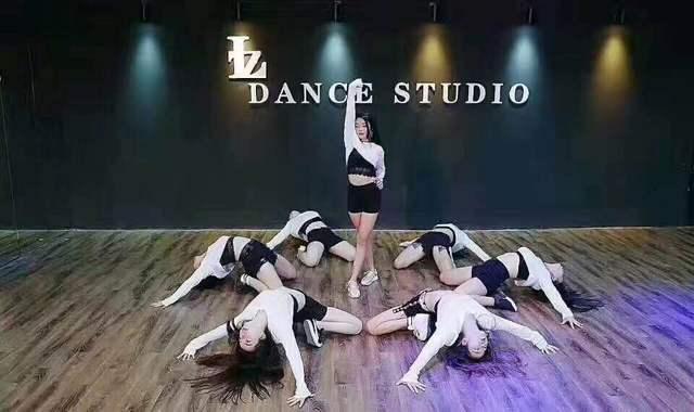 国际灵子舞蹈连锁培训机构(番禺分店)