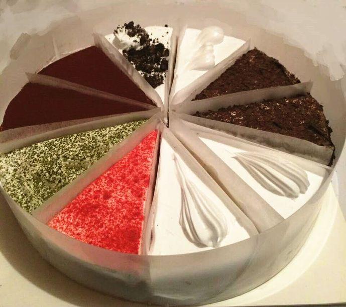 约翰丹尼冷冻蛋糕(并州北路店)