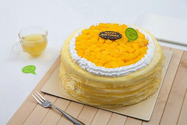 OL's Cake鲜荟千层(中山一路店)