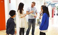 流利学科英语外教体验课