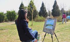 中京国艺绘画DIY体验课