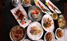 京喜多屋鳗鱼双人餐